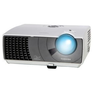 Toshiba t8 Multimedia Projector