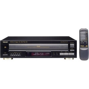 Teac PD-D2610 CD Player/Changer