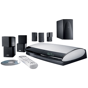 Bose Lifestyle 38 Home Theater System