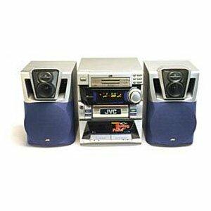 JVC MXJ300 Mini Hi-Fi System