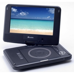 Mustek MP100A Portable DVD Player