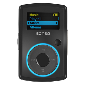 SanDisk Sansa Clip 1GB MP3 Player