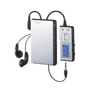 Aiwa Ultra-Slim 1.5GB MP3 Player