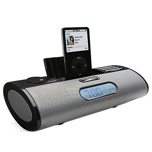 Cygnett GrooveSnooze iPod Dock Alarm Clock Radio