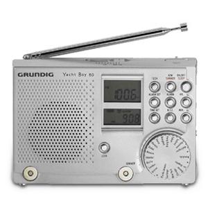 Grundig Boy 50 Portable Radio Tuner