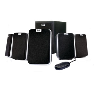 Guillemot Hercules XPS 5.1 40 Home Theater Speaker System