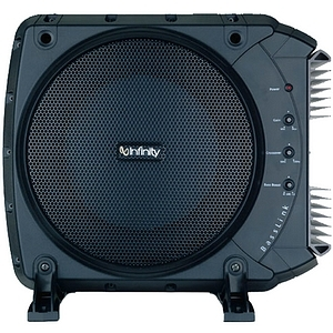 Infinity BassLink  Self-Amplified Subwoofer