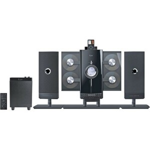 iLuv i9300 Mini Hi-Fi System