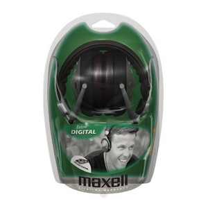 Maxell HP-550F Digital Stereo Headphone
