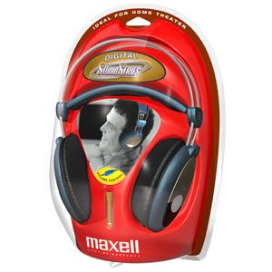 Maxell Studio HP-2000 Digital Stereo Headphone