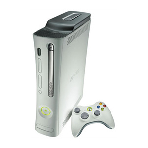 Microsoft Xbox 360 Pro Gaming Console