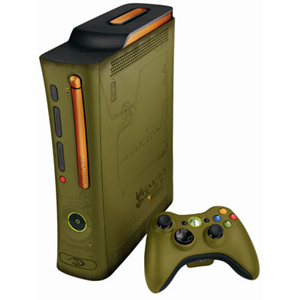Microsoft Xbox 360 Halo 3 Special Edition Gaming Console