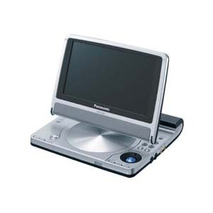 Panasonic DVD-LS50 Portable DVD Player
