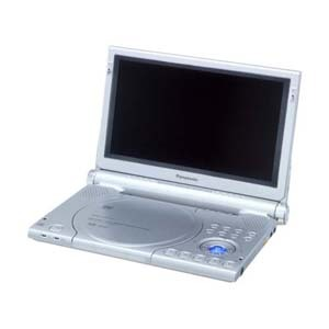 Panasonic DVD-LA95 Portable DVD Player