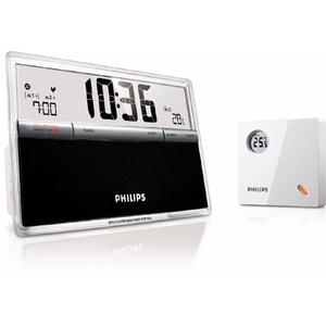 Philips AJ3650 Desktop Clock Radio