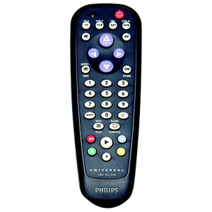 Philips SBCRU258 Universal Remote Control