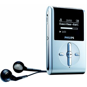 Philips GoGear HDD086 4GB MP3 Player