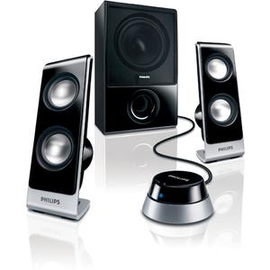 Philips SPA7350 Multimedia Speaker System