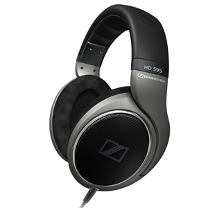 Sennheiser Audiophile HD 595 Dynamic Headphone