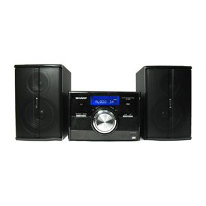 Sharp XL-UR27H Micro Hi-Fi System