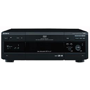 Sony DVP-CX860 DVD Player