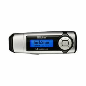 TrekStor i.Beat censo 2GB MP3 Player