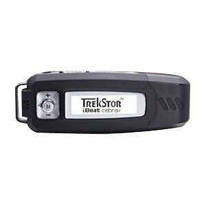 TrekStor i.Beat cebrax FM 2GB Flash MP3 Player