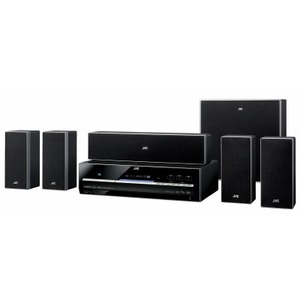 JVC TH-D5 Home Theater System