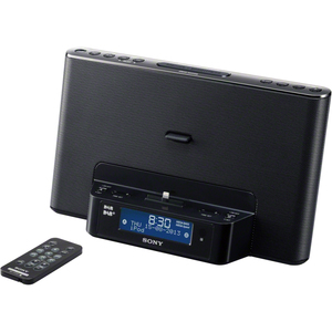 Sony DS16iP Clockradio Dock Made for iPhone/iPod