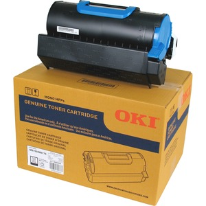 Black Toner Cartridge 18k Yield For Mb760/Mb770 / Mfr. No.: 45460508