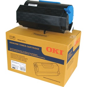 Black Toner Cartridge 25k Yield For Mb760/Mb770 / Mfr. No.: 45460509