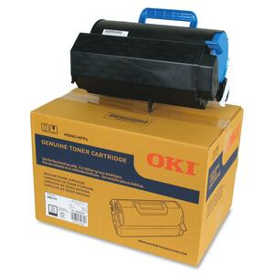 Black Toner Cartridge 36k Yield For Mb760/Mb770 / Mfr. No.: 45460510
