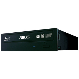 ASUS Internal SATA 16X Blu-ray Disc Rewriter / Mfr. No.: Bw-16d1ht