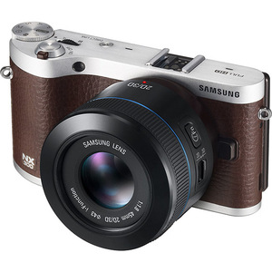 Nx300 Brown 20.3mp 3.31in Lcd Hdmi Wireless Smart Cam 45mm 2d/3d Le / Mfr. no.: EV-NX300ZBXVUS
