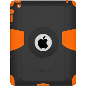 Kraken Ams Orange For Apple IPad 2/3/4 Made In Usa / Mfr. No.: Ams-New-IPadus-Or