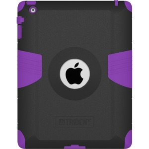 Kraken Ams Purple For Apple IPad 2/3/4 Made In Usa / Mfr. No.: Ams-New-IPadus-Pp