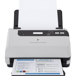 Hewlett-Packard Scanjet Enterprise Flow 7000 s2 Sheet-Feed Scanner / Mfr. No.: L2730b#Bgj