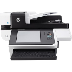 Hewlett-Packard Digital Sender Flow 8500 fn1 Document Capture Workstation / Mfr. no.: L2719A#BGJ