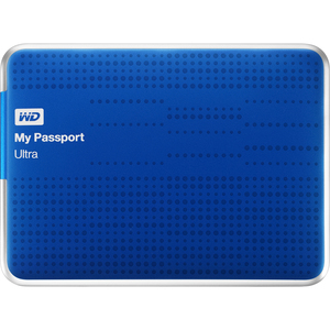 500gb My Passport Ultra USB3.0 Disc Prod Special Sourcing See Not / Mfr. No.: Wdbpgc5000abl-Nesn