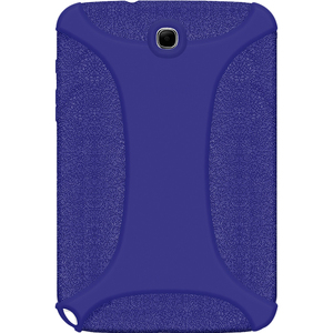 Amzer Blue Silicone Skin Jelly Case For Samsung Galaxy Note 8. / Mfr. no.: AMZ95524