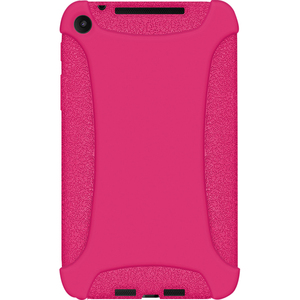 Amzer Hot Pink Silicone Skin Jelly Case For New Nexus 7 / Mfr. no.: AMZ96138