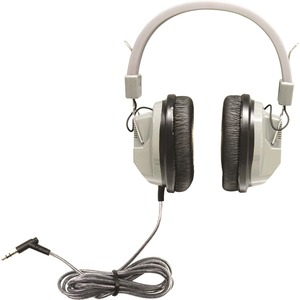 Deluxe Stereo Headphone With 3.5mm Plug Via Ergoguys / Mfr. No.: Ha7