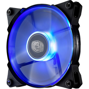 Jetflo 120 120 Mm Computer Fan Blue LED / Mfr. No.: R4-Jfdp-20pb-R1