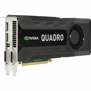 Nvidia Quadro K5000 PCIe Graphics Adapter / Mfr. No.: 730872-B21
