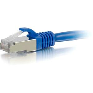 15ft Cat6a Blue Snagless Shielded Patch Cable / Mfr. no.: 00684