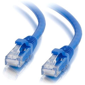 7ft Cat6a Blue Snagless Patch Cable / Mfr. no.: 00695