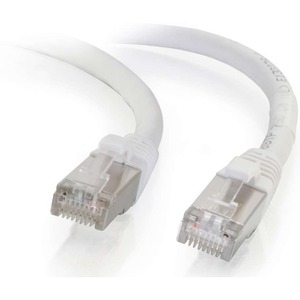 30ft Cat6 White Snagless Shielded Patch Cable / Mfr. no.: 00929