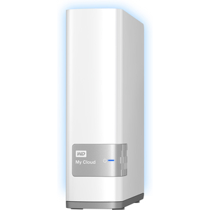 My Cloud NAS 3tb Gbe 10/100/ 1000 Personal Cloud Storage / Mfr. No.: Wdbctl0030hwt-Nesn