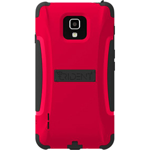 Aegis Red Case For Lg Optimus F7 Us780/ As780 / Mfr. No.: Ag-Lg-Us780-Red
