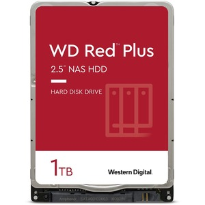 Western Digital 1tb Wd Red SATA 6gb/S Intellipower 16mb 2.5in NAS Hd / Mfr. No.: Wd10jfcx